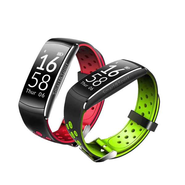 Waterproof Sports Fitness Smart Watch Bracelet Touch Bluetooth Wristband Pedometer Tracker Call & SMS Reminder Activity Tracker