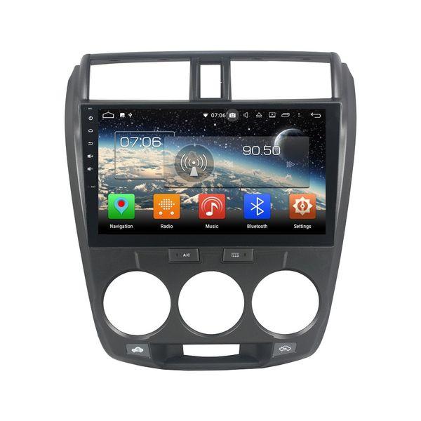 "8 Core PX5 4GB RAM 64GB ROM 10.1"" Android 8.0 Car DVD Player for Honda CITY 2006-2013 Car Stereo Radio GPS Bluetooth WIFI USB Mirror-link"