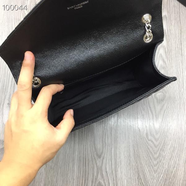 Women's handbags fashion ladies shoulder chain bag bucket wallet fashion leather men's large-capacity handbag 26808
