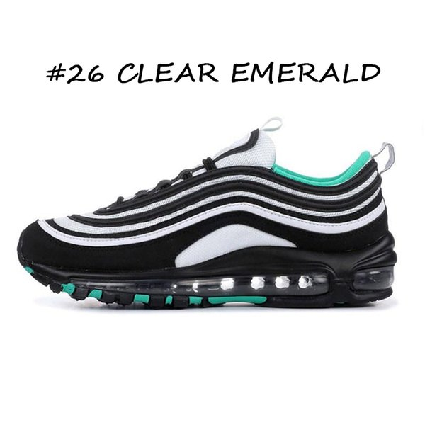 #26 CLEAR EMERALD