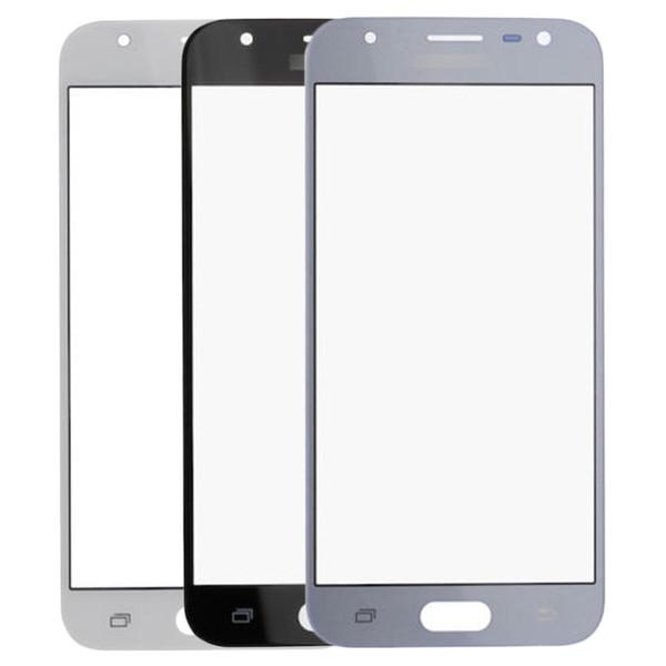 Lente de cristal exterior frontal de pantalla táctil LCD de reemplazo 20PCS para Samsung Galaxy j3 j330 j330f 2017