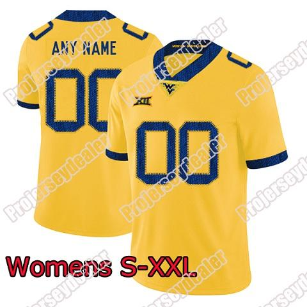 Amarillo para mujer S-XXL