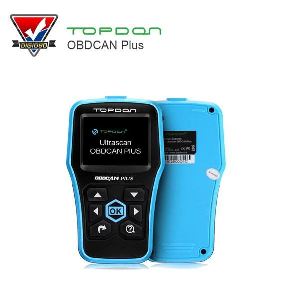 Topdon OBDCAN Plus Automotive Code Reader Scanner OBD2/EOBD CAN Car Diagnostic Tool Universal Professional for Vehicle Diagnoses