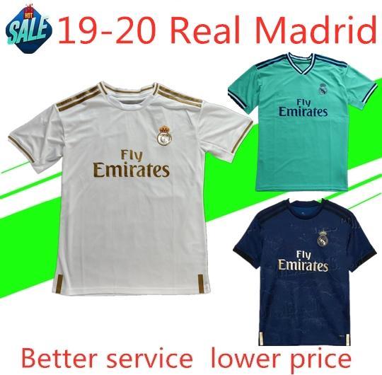 Real Madrid formaları 2019 2020 gerçek madrid futbol formaları home away BENZEMA SERGIO RAMOS KROOS 19 20 futbol formaları maillot gerçek madrid