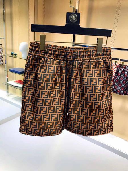 ee großhandel sommer männer polo shorts kleidung badebekleidung nylon marke männer strand shorts polo schwimmen tragen platte shorts M-3XL