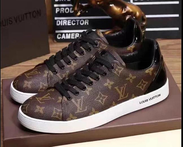Großhandel No Box Herren Sneakers Leder Freizeitschuhe Balck Pure Herren Damen Flache Schuhe Größe 39 46 Von Yunxia6139, $37.57 Auf De.Dhgate.Com |