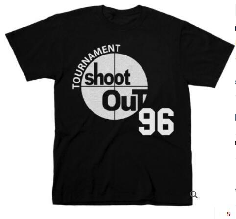 96 black t-shirt