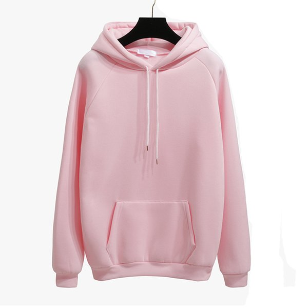 Lotus.Flower Women Long Sleeve Soli Color Gradient Cat Ear Hooded Sweatshirt Pullover TopBlouse