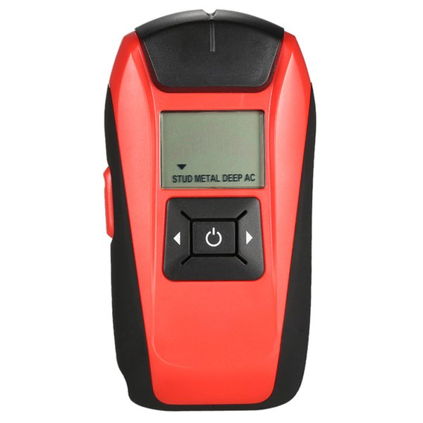 THGS Professional Wall Detector Of Metal Magnetic Stud Finder Sensor Multi-Functional Handheld Lcd Wood Ac Deep Scan Wire Cabl