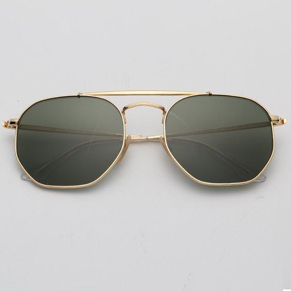 001 oro / verde profundo G15