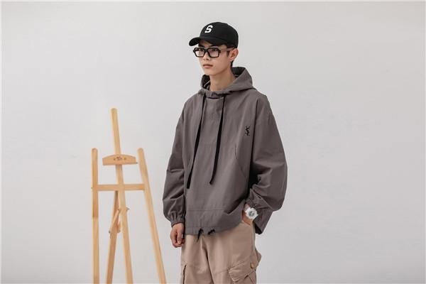 19fw marchio di lusso giacca design SLY donne degli uomini Windbreaker Felpe Maglione Streetwear esterna del cappotto hoodies