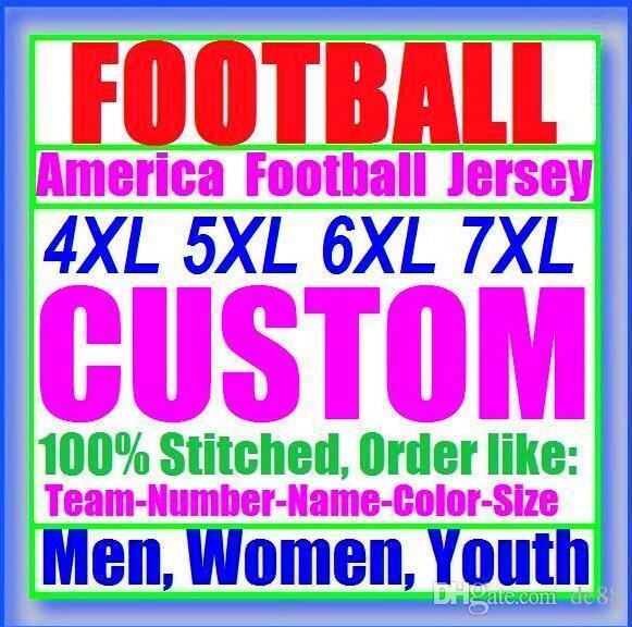 Camisas de futebol americano personalizado Indianapolis eua faculdade autêntica retro rugby futebol basquete hóquei de basquete jersey 4xl 5xl 6xl fábrica