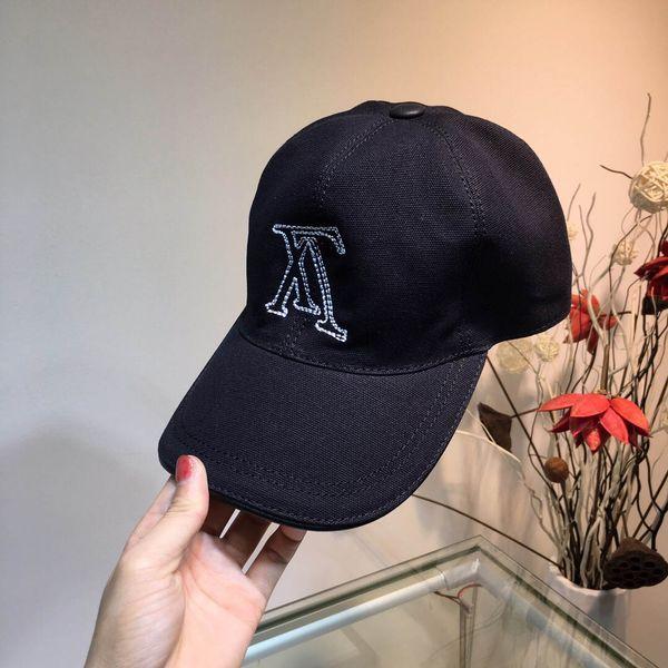 943302078 Designer baseball caps for men Fashionable ladies' sun hats New sports  leisure hats Golf cap wholesale
