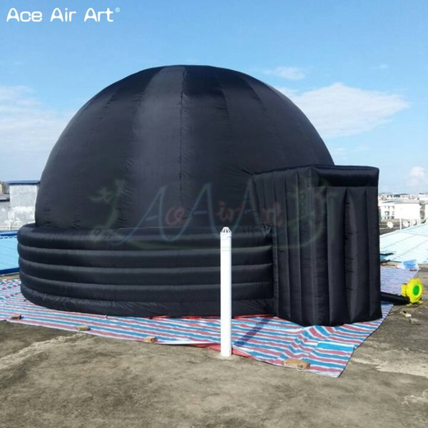 2019 High Quality Planetarium Dome Inflatable Dome Price, Inflatable  Planetarium Projector,AIR Cinema Dome With Double Layer 300D Oxford From
