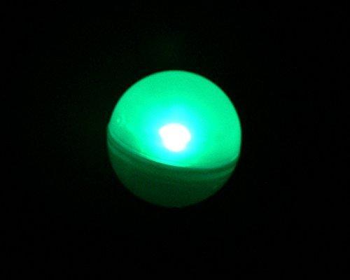 300 PCS luz Subaquática Decoração Do Casamento Lâmpadas 2 CM Mini Bateria Colorida Levou À Prova D 'Água Luzes Flutuantes Rodada Luzes Da Bola de Fadas De Pérolas LED