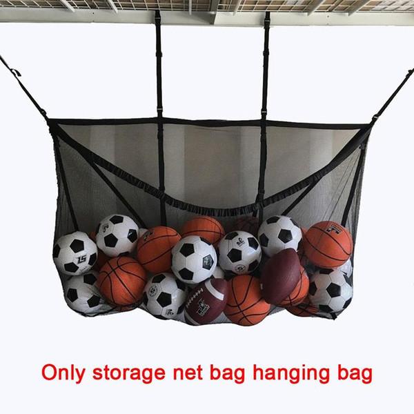 2019 Large Capacity Swimming Pool Storage Bag Hook Net Bag Basketball  Inflatable Storage Sundries Mesh Children\'S Toys Footb N5G1 From Hobarte,  $33.88 ...
