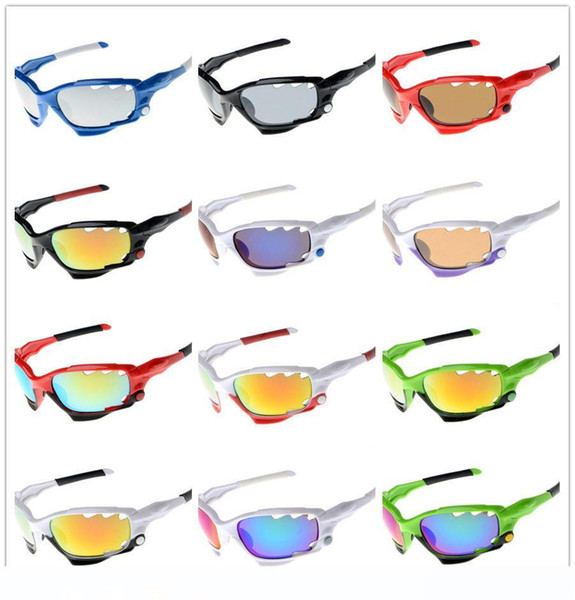 Super Cool Brand Designer Cycling Outdoor Racing Sport full frame Sunglasses For Men and Women Wholesale Hollow lens sports goggle eye glass