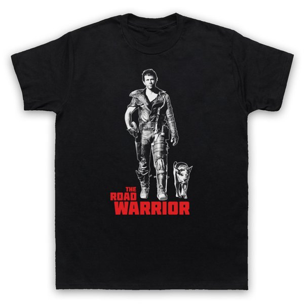 MAD MAX 2 UNOFFICIAL THE ROAD WARRIOR T-SHIRT MENS LADIES KIDS TAGLIE COLOURSClassic High T-shirt
