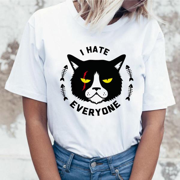 Women Tshirt Scifi Flowers T-shirt Pattern Top Graphic T Shirt Scary Summer Female Sketch Design Tee Pet Hell Tattoo Design