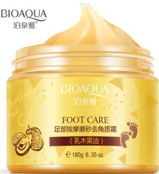 180g beauty foot Esfoliatting Gel Scrub Lotion Deep Clean Water Supplement Moisturizing Skin Clean and Beauty Muscle