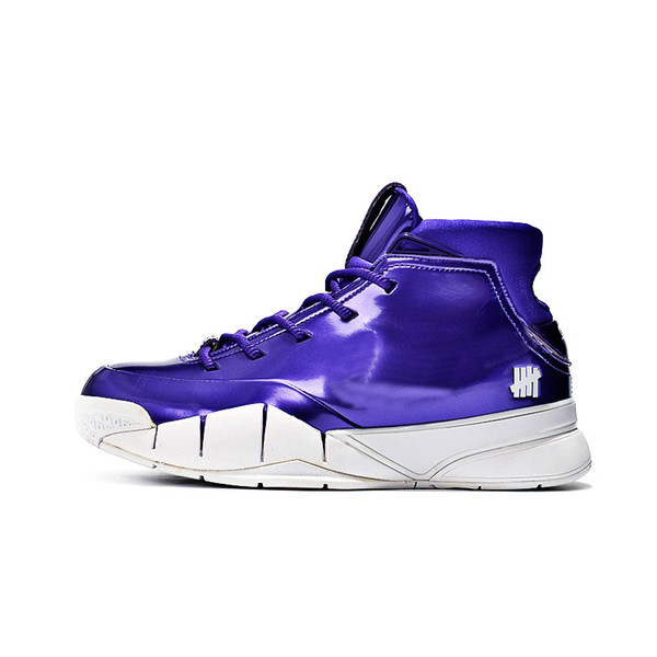 Top The New kobe 1 protro basketball shoes USA Blue Red Purple Yellow White Black Gold new kid generations high cuts sneakers boots with box
