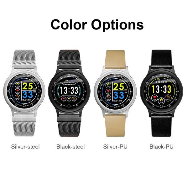 Q28 Pulsera inteligente Ritmo cardíaco Presión arterial IP68 Impermeable Deporte Smart Band Fitness Actiuity Tracker para hombres mujeres