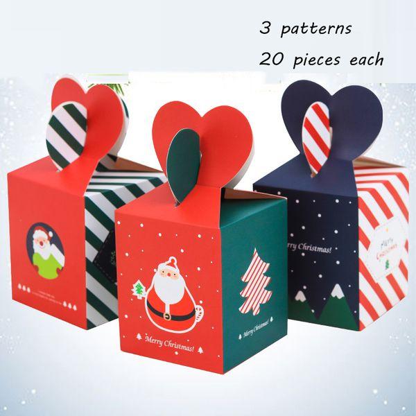 60 pcs-3 Patterns