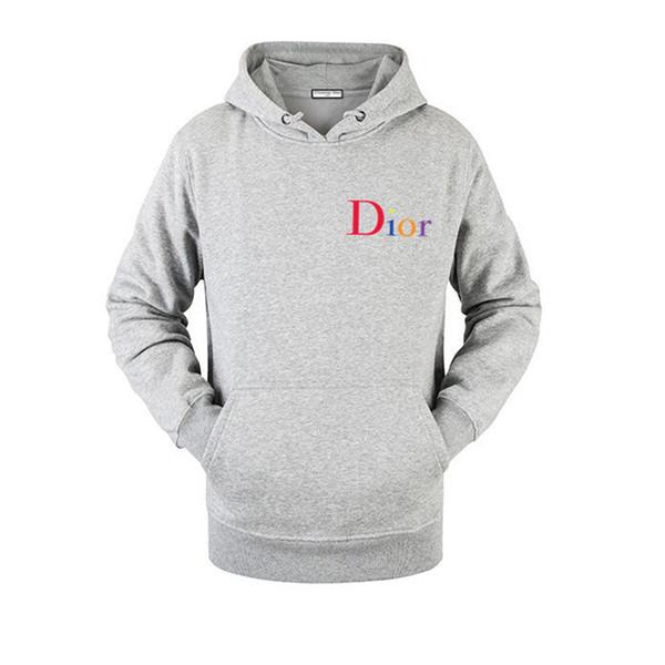 19ss Brand Women mens Designers hoodie Paris.Christian fashion. Jacket Luxury UNISEX Streetwear Pullover hooded long sleeve Clothing 3XL