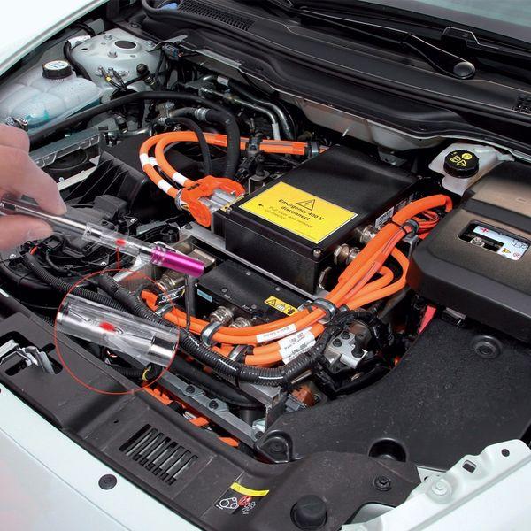 Auto Auto Test Tester Zündkerzen Drähte Spulen Diagnosewerkzeug Zündfunkenanzeige