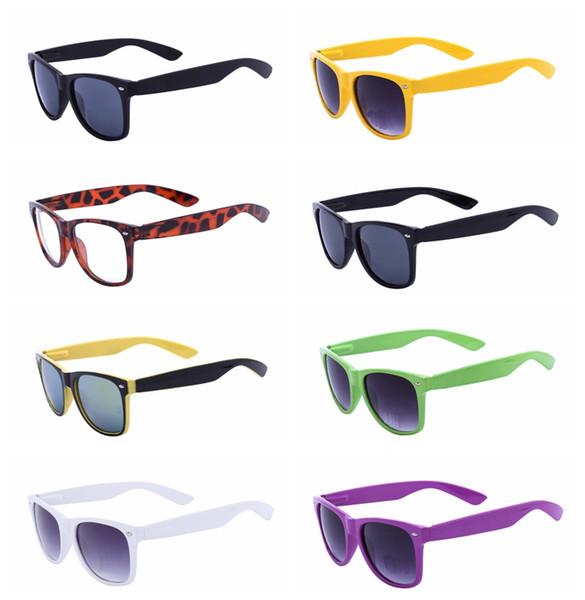 2018 Excellent Quality 21406 Ray Aviator Sunglasses Bans Frame Glass Lenses Brand Designer Sunglasses for Man Women