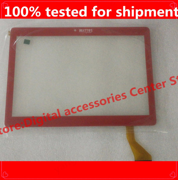 """New 10.1"""" inch Tablet PC Repairment OEM Compatible with MATT85 MJK-0987 fpc MID Touch Screen white and black"""