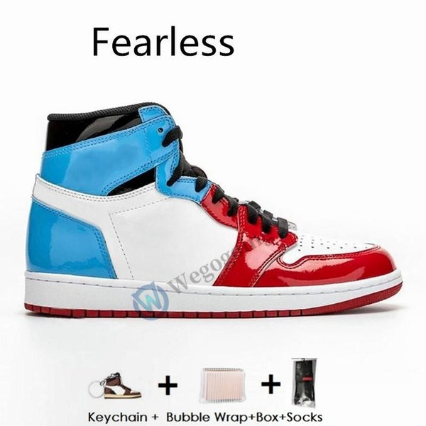 5-Fearless