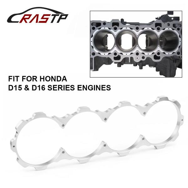 RASTP - Blockguard parapetto di alta qualità per Honda Civic D16 D15 D16Y D16Z anteriore S0A7 RS-HR008