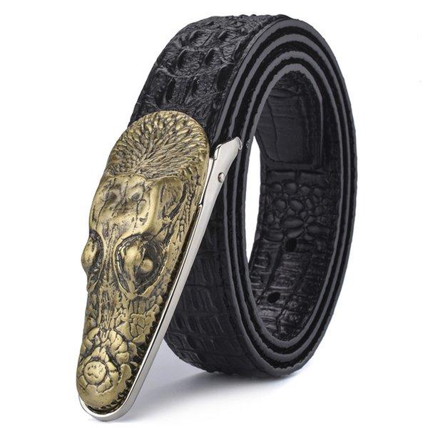 Color:Bronze 1&Belt Length:105cm