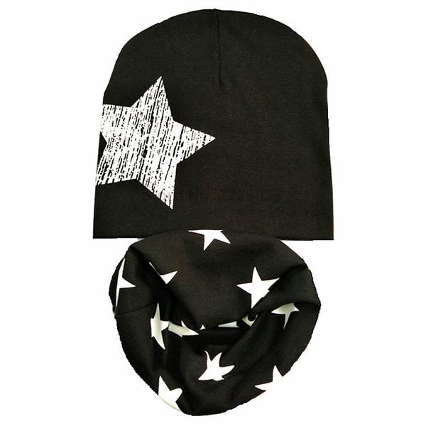 Black one star set