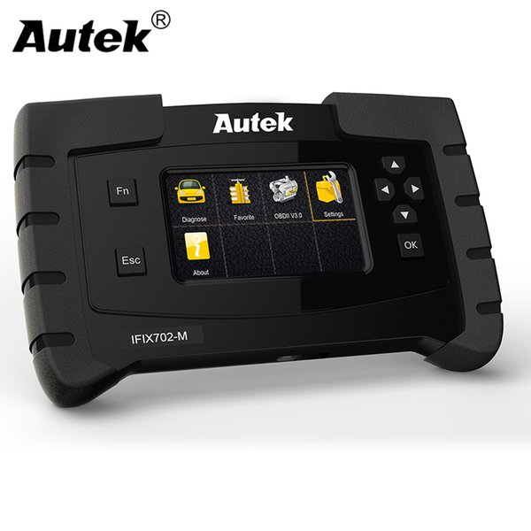 Autek IFIX702 M for Merced Ben Scanner SAS,DPF Car Diagnostic Tool All System Automotive Scanner Engine Airbag ABS Reset