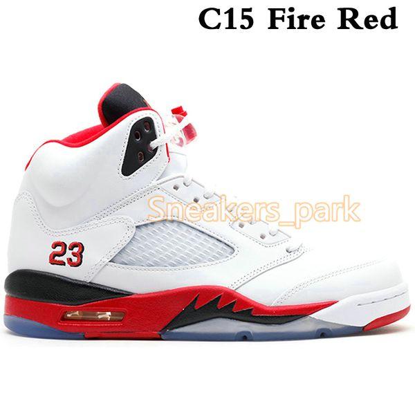 C15 Огненно-Красный