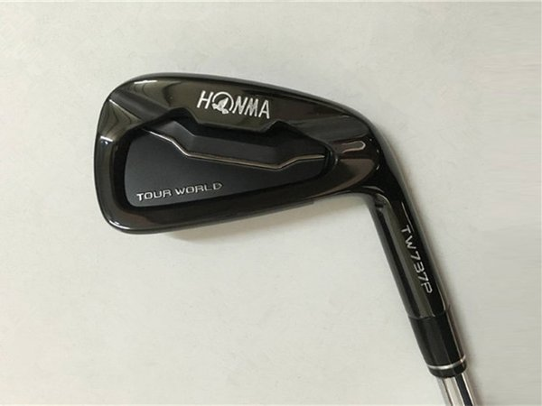 Brand New Honma TW737P Iron Set Black Honma TW737P Golf Forged Irons 3-11Sw Regular/Stiff Flex Graphite/Steel Shaft With Head Cover