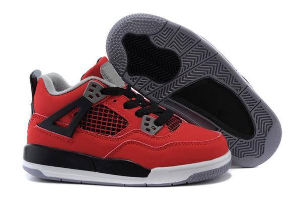 Compre Nike Air Jordan 4 2019 Nuevos Zapatos Para Niños, 4 Niños, Zapatos De Baloncesto, Niños Y Niñas, Niños, 4 Años, Deportes, Zapatillas De Deporte