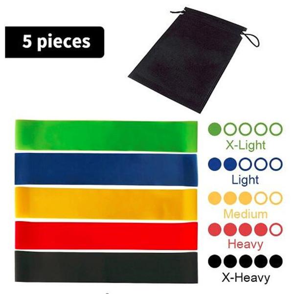 5pcs Set with bag