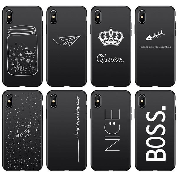 Novo para iphone xs max xr x 6 s 7 8 plus tpu silicone macio celular case slim ultra fino barato celular case capa