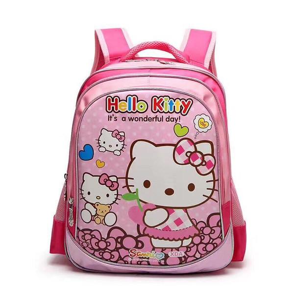 New HelloKitty Children's Lightening Backpack YEY-3323P
