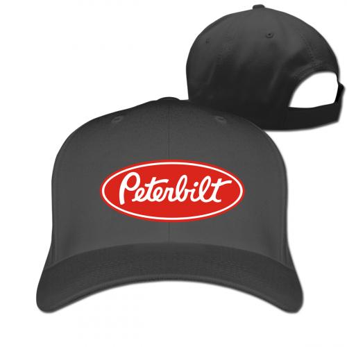 Klasik Peterbilt Kamyon Logo Baskı Kap Şapka Unisex Bay Bayan Pamuk Beyzbol Spor Açık Havada Snapback Hip Hop Donatılmış