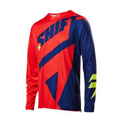 2019 New Arrival motorcycle Jersey moto gp motocross MTB DH MX Jersey Fast Dry Smooth Quick