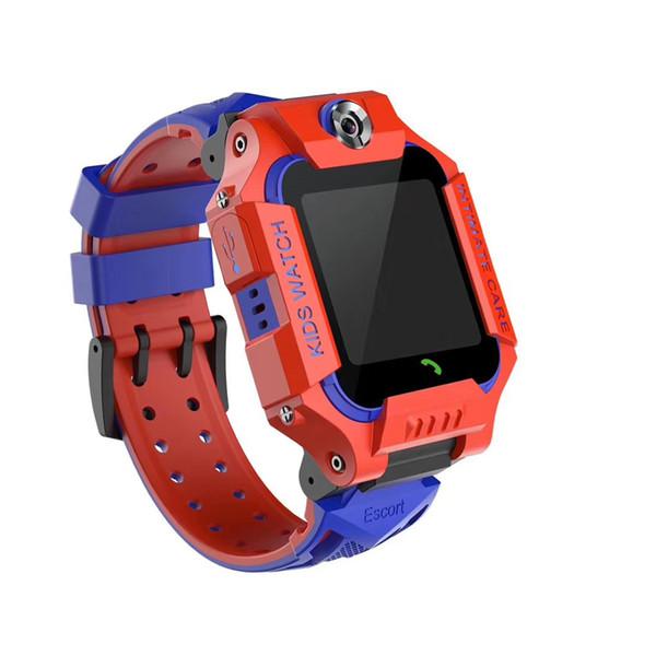 Q19 Смарт Часы Дети LBS Positioning Lacation SOS телефон камеры смарт Детские часы Голосовой чат SmartWatch VS Q02 Q528