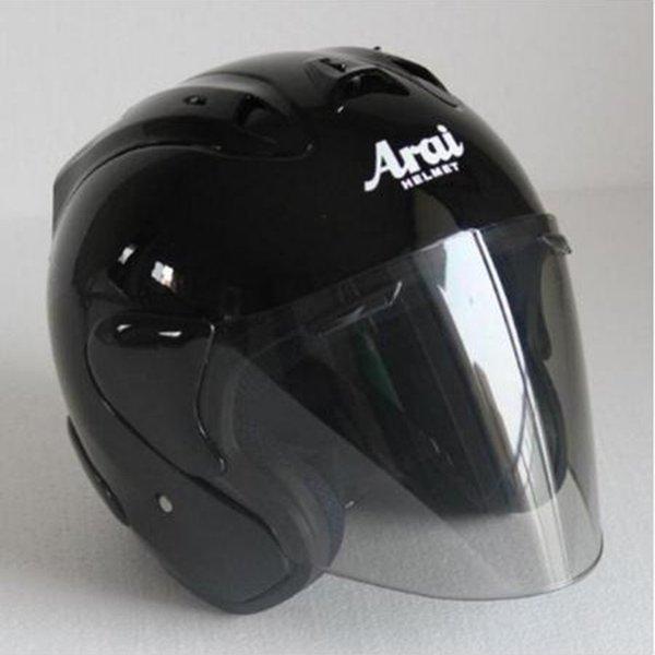 lentes de Brown capacete preto