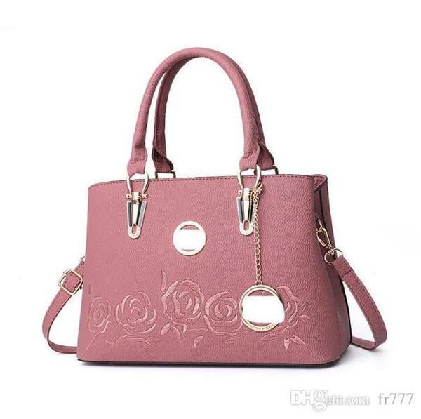 O envio gratuito de nova bolsa padrão cruz PU sintético bolsa de couro shell sacos de cadeia mensageiro pequeno fashionista Venda Direta