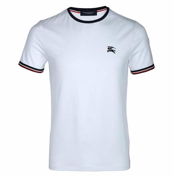 Nouveau Concepteur de Marque T Shirt Hommes T Shirt Couple Sport Tide Vêtements Tshirt Hip Hop Harajuku T-shirt Femme Vêtements M-3XL Livraison Gratuite