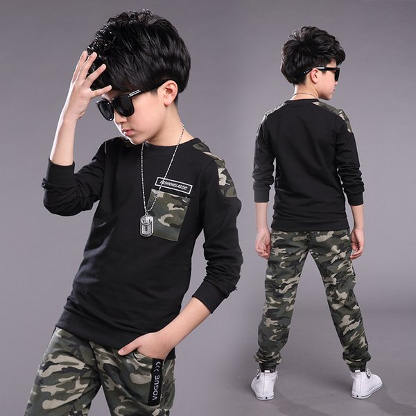 Boys Clothing Set Children Clothing Sets Kids Clothes Boy Suits For Boys Clothes Spring Summer Autumn Kids Sport Boys Clothing Set Children Clothing Sets
