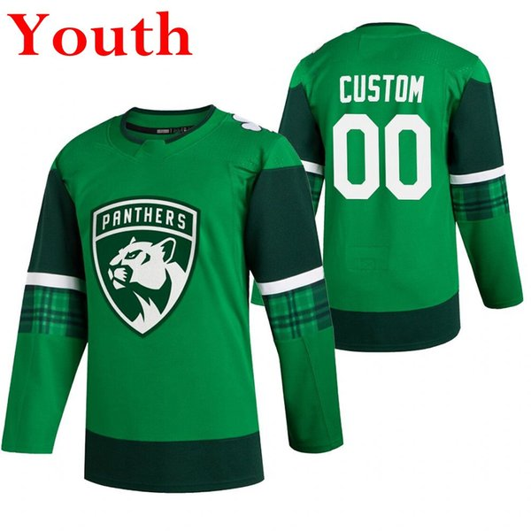 Gençlik 2020 Patrick # 039; Günü yeşil